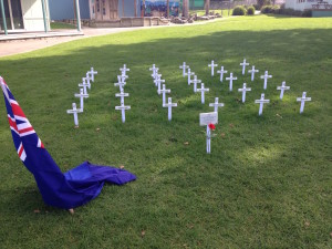 Field of Rememberance KPS